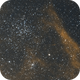 NGC 1907 and HSO Ionized Friends,                                Sigga