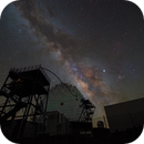 Milky Way and the MAGIC Telescope,                                Wei-Hao Wang