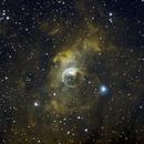 Bubble Nebula NB,                                Cristian Danescu