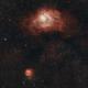 M8 & M20 narrowband,                                Wilson