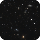 NGC 3697, IC 700 (Hickson54) and IC701 (ARP 197) Wide Field,                                Riedl Rudolf