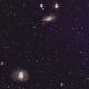 NGC1055 / NGC1068,                                Seymore Stars