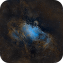 Messier 16 - Eagle Nebula,                                Régis Le Bihan