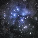 M45 Pleiades,                                Milos Karas