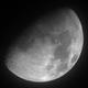 Moon - 20200304 - Bresser AR102-XS - Ha,                                altazastro