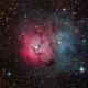 Trifid Nebula - M20,                                Thomas Richter