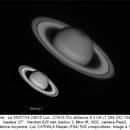 Saturne : Le 05/07/14 Newton 625 mm Luc CATHALA,                                CATHALA Luc