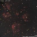 Cat Paw Nebula - NGC 6334,                                Diego Landstallker