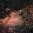 Eagle Nebula - M16,                                Hartmuth Kintzel