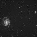 M101  &  NGC 5457,                                Joan Riu