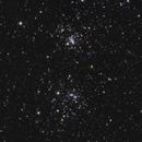 NGC 884 & 869, Double Cluster in Perseus,                                Mark Germani