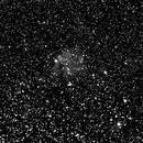 Sharpless 2-302 in Luminance and H alpha,                                Lawrence E. Hazel
