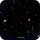 NGC 5054, NGC 5044 Galaxy Group,                                Carl Weber