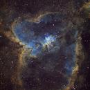 Mel 15 - The Heart Nebula,                                Fred Bagni