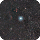 IC63 - Cassiopeia,                                Emmanuel Fontaine
