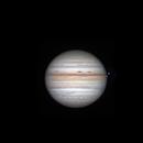 Jupiter, io et Europe,                                Guillaume-Arnaud
