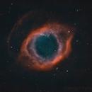 NGC7293 Helix Nebula,                                Toshiya Arai