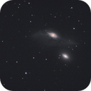 NGC4406 NGC4438,                                Станция Албирео