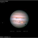 Jupiter, Ganimede and Calisto,                                Conrado Serodio