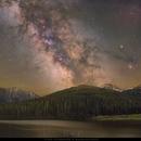 Milky Way Volcano,                                Carlos 'Kiko' Fai...