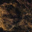 IC 443 Jellyfish Nebula,                                angryowl