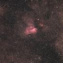 M17 Omega Nebula,                                Stephan Linhart