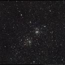 H+X Perseus Doppelsternhaufen,                                Wolfgang Ransburg