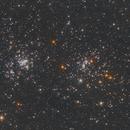 Perseus Double Cluster,                                Chris Westphal