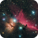 Yet Another Horsehead and Flame :),                                Austin