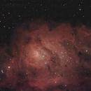 M8 Lagoon Nebula,                                msmothers