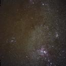 Carina Nebula Wide Field,                                Josh Frechem
