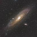 M31 - The Andromeda Galaxy,                                Andrew Genualdi