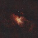 Eagle Nebula,                                Frac__