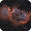 Soul Nebula (IC1848) Ha-OIII,                                Roberto Frassi
