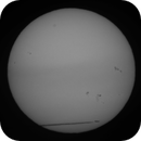 Plane and Sun (animated Gif),                                xb39