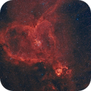 IC 1805 - The Heart Nebula,                                jsines