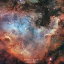 NGC7000,                                Xiaoning_Chen