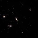 Galaxy Cluster HCG44 in LRGB,                                Jose Carballada