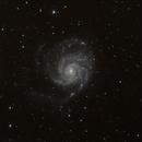 M 101 Pinwheel,                                Brian Blau