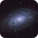 M33 - Triangulum Galaxy,                                Christophe VOUTSINAS
