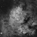 NGC7822 _Ha,                                Lensman57