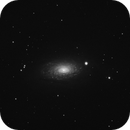 M63 - Sunflower Galaxy,                                Mike Hislope