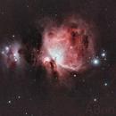 M42 Great Orion Nebula ,                                Antonio Bonanno