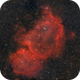 IC1848, the Soul Nebula,                                Oscar Meca