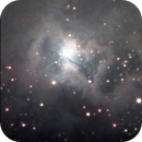 ngc7023 - RC8 H-A image with color info of Vixen ED114,                                Stefano Ciapetti