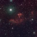 IC63 LHRGB,                                John Massey