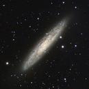 NGC253 - The Sculptor Galaxy,                                Jerry Hulm