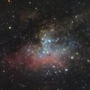 M16 Eagle Nebula,                                Astro Jim