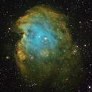 The Monkey Head Nebula,                                Gabe Shaughnessy
