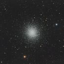 Messier 13,                                Martin Magnan